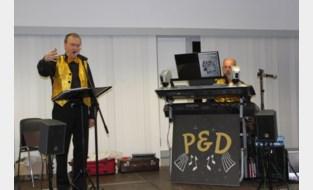 Piet en Daniel zorgen weer voor spetterend zangplezier op vastenavond