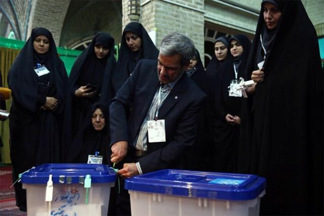 Verkiezingen Iran: Conservatieven aan de leiding volgens eerste uitslagen