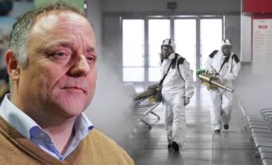 """Viroloog Marc Van Ranst na Europese corona-doden: """"Er is sprake van een pandemie, we moeten een versnelling hoger schakelen en voorbereidingen treffen"""""""