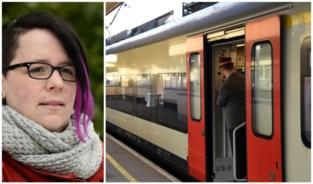 Controleur NMBS zet meisje met autisme van trein tijdens storm Ciara