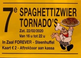 Tornado's geven spaghettizwier