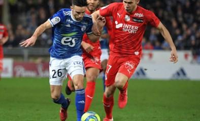 Matz Sels blijft met Straatsburg op draw steken tegen staartploeg Amiens