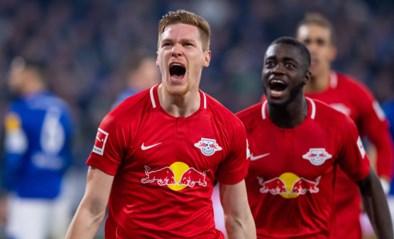RB Leipzig vernedert Schalke 04 in eigen huis en komt opnieuw tot op 1 punt van leider Bayern München