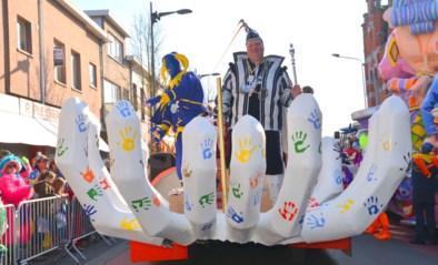 Carnavalstoet van Essen afgelast wegens voorspeld stormweer