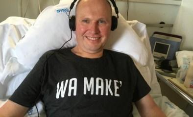 """ALS-patiënt Danny uit 'Taboe' overleden: """"Hij heeft nog snel zijn recept voor chocomousse in zijn eigen kookboek toegevoegd"""""""