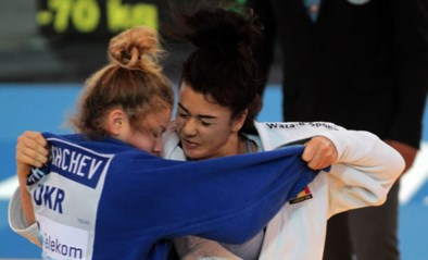 Gabriella Willems pakt zilver in eerste Grand Slam-finale judo