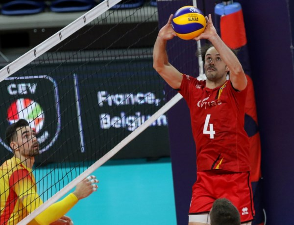 Stijn D'Hulst wint Italiaanse volleybeker met Civitanova