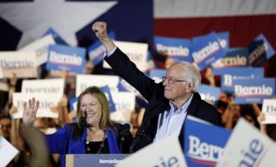 Ondanks conflict met machtige vakbond: Bernie Sanders op weg naar winst in Nevada