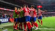 Atlético Madrid wipt opnieuw naar derde plek na zege tegen Villarreal, Yannick Carrasco blijft op de bank