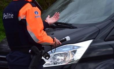 Vier voertuigen in beslag genomen tijdens gecoördineerde politieactie