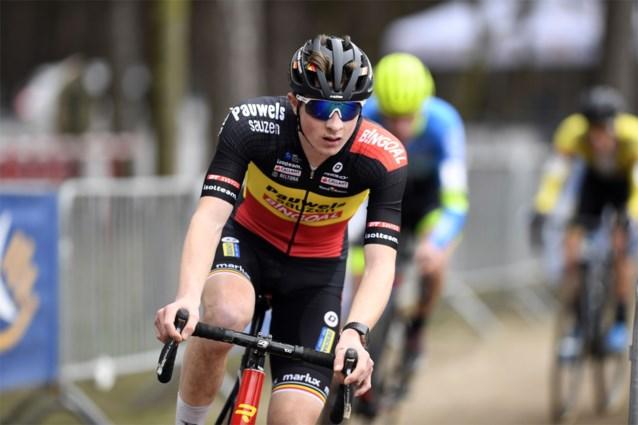 Belgisch beloftenkampioen Toon Vandebosch wordt volgend seizoen prof bij Pauwels Sauzen-Bingoal