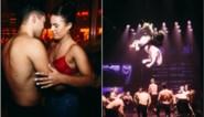 Sexy dansers, technische hoogstandjes en één bloot achterwerk in exclusieve spiegeltent: dit was 'Magic Mike Live'