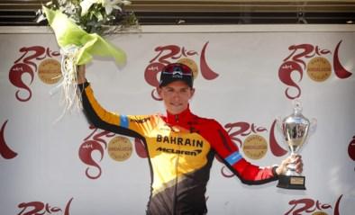 """Dylan Teuns staat op scherp voor Belgische opener na eerste tijdritzege: """"Of ik de Omloop kan winnen? Ik zal in ieder geval heel goed zijn"""""""