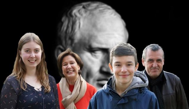 """Liese (18) en Anton (16) meten zich met de beste latinisten van Europa: """"Ik was zo blij met mijn selectie dat ik heel mijn familie heb wakker gebeld"""""""
