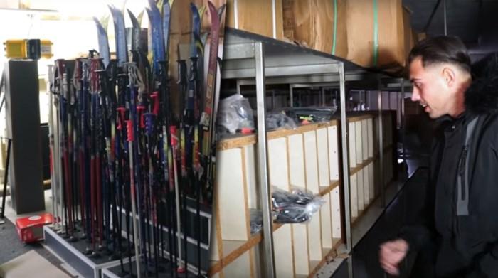 Na filmpje van urban explorers in leegstaand winkelcentrum krijgt politie twee tot drie meldingen per dag van indringers