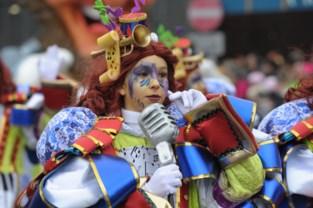 FOTO. Zwaar weer houdt Aalst Carnaval niet tegen