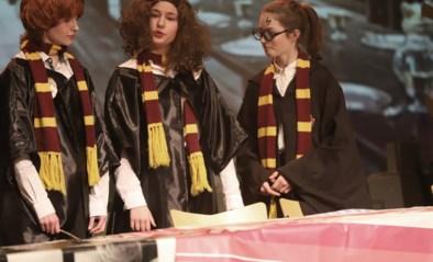 FOTO. Chiro Jezus-Eik viert groepsfeest met Harry Potter, Tom Waes en Greta Thunberg