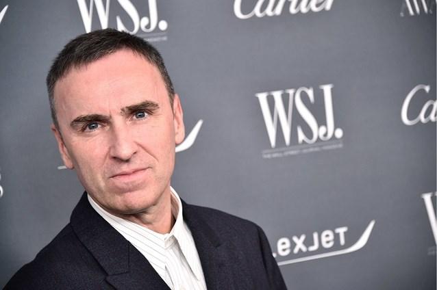 Raf Simons wordt creatief directeur van Prada