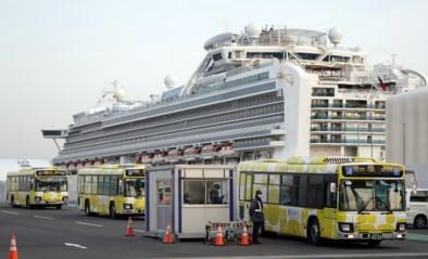 23 passagiers 'coronacruiseschip' bij Japan onvoldoende getest: zeker 1 besmetting