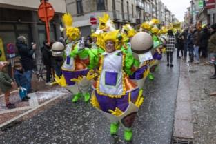 Storm deert carnavalisten niet