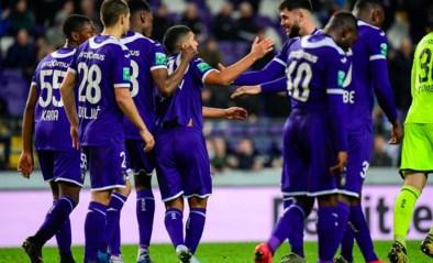 ONZE PUNTEN. Alleen maar goede scores voor sterk Anderlecht, maar drie spelers staken erbovenuit