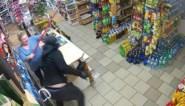 Gewapende overvaller uit winkel geslagen met dweil