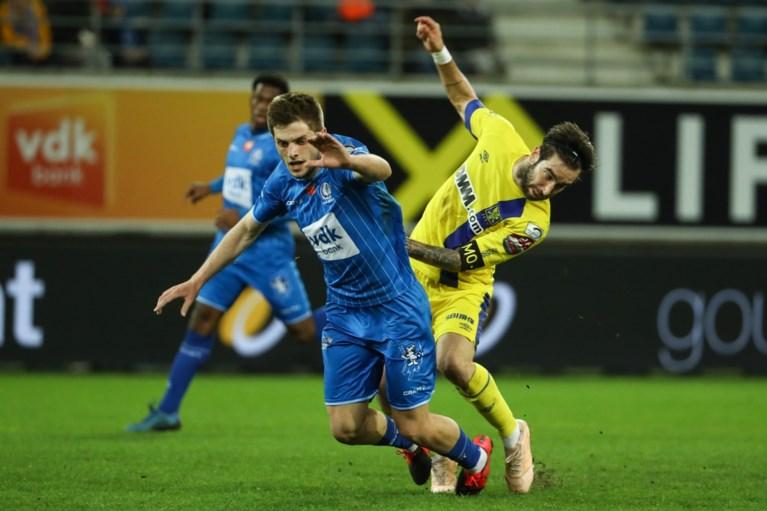 4-1, spelers laten rusten én de eerste hattrick van David: AA Gent kent tegen STVV perfecte generale repetitie voor terugmatch tegen Roma