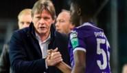"""Frank Vercauteren wil bij Anderlecht niet meer spreken over Play-off 1: """"Ik vloek niet op Genk en Mechelen"""""""