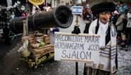"""Wereldwijd kritiek op joodse karikaturen, maar carnavalisten doen er nog schep bovenop: """"Ooit zullen ze het in Aalst misschien snappen, maar nu nog niet blijkbaar"""""""