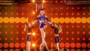 Olga Leyers leert cheerleaden voor 'Beat VTM'