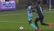 """Hallo VAR? Club Brugge na discutabele goal en niet gefloten penalty: """"Goh, wij hebben ook al pech gehad met de ref"""""""