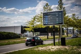 Voortaan sneller naar parkeerplaats in Hasselt door parkeergeleidingssysteem