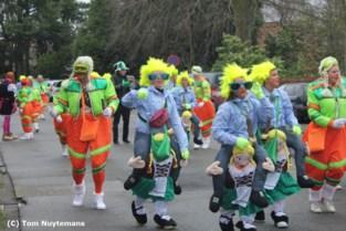 De weergoden konden carnaval  in Tielrode niet stoppen.