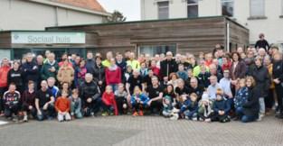 De Zondagjogging Elsegem klokt af op 294 deelnemers