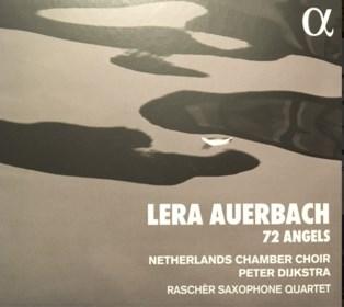 RECENSIE. '72 Angels' van Lera Auerbach: Kabbala op muziek ***
