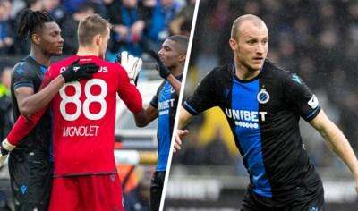 Stalen defensie, papieren aanval: Club Brugge valt uiteen in twee blokken