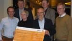 Spectrum schenkt 2.000 euro aan Brein Instituut van professor Van Broeckhoven