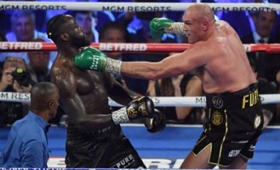 Furieuze Fury gaat nu voor revanche der revanches