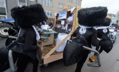 """Politie noteert namen van 'klaugmieren' tijdens Aalst Carnaval, groep onder vuur """"omdat ze de joden met insecten vergelijkt"""""""