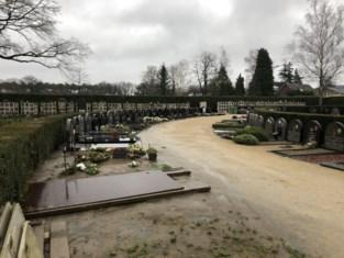 Stadsbestuur vergeet graf voor overledene te delven