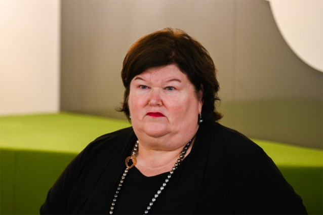 """Minister van Volksgezondheid Maggie De Block (Open VLD): """"Kans op uitbraak van coronavirus in België is reëel, indien nodig zullen ook wij dorpen isoleren"""""""