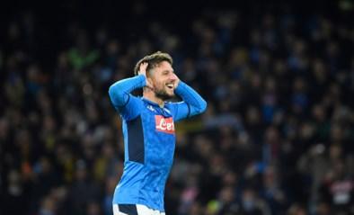 Dries Mertens scoort recorddoelpunt voor Napoli op speciale dag voor club die hem een kans gaf