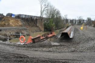 Oude Zennebrug in twee dagen afgebroken