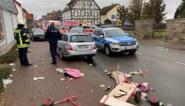 Aantal gewonden na dollemansrit in Duitse carnavalsstoet stijgt naar 52, onder wie 18 kinderen