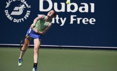Alison Van Uytvanck grijpt naast prestigeduel met Barty, ook Elise Mertens sneuvelt