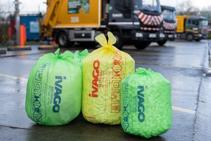 Wat u moet weten over 'Operatie Groene Zak': Gent ruilt gele voor groene vuilniszakken
