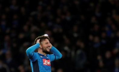 <I>Finalmente</I>! Dries Mertens evenaart clubrecord met 121e doelpunt voor Napoli