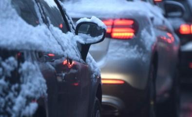 Opgelet: winterse buien zorgen komende dagen voor gladde wegen op de as Brussel-Antwerpen