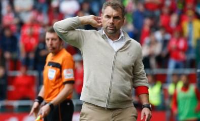 Moeskroen kan eindelijk weer rekenen op zijn coach: Bernd Hollerbach is terug