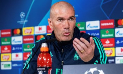 """Zidane over Hazard: """"Eden gaat door een heel moeilijk moment nu"""""""